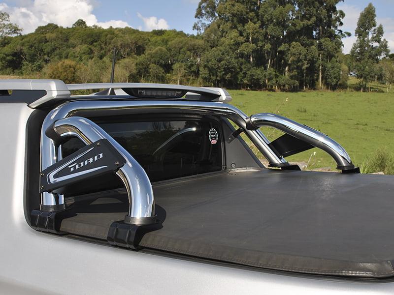 Santo Antônio Trend Cromo Para Fiat Toro
