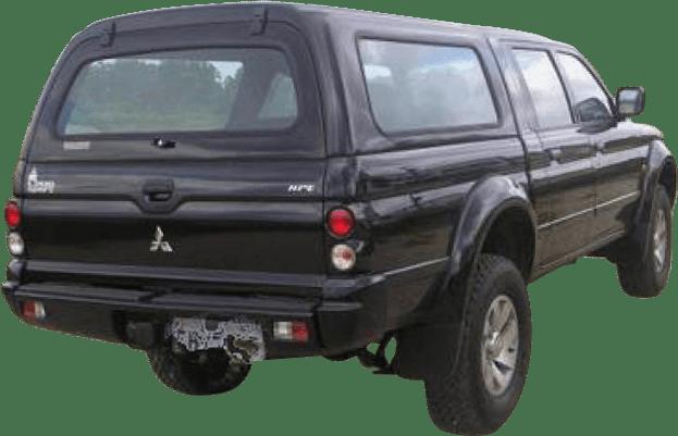 Capota L-200 dupla GL/GLS / Outdoor / Sport / XB Fechada