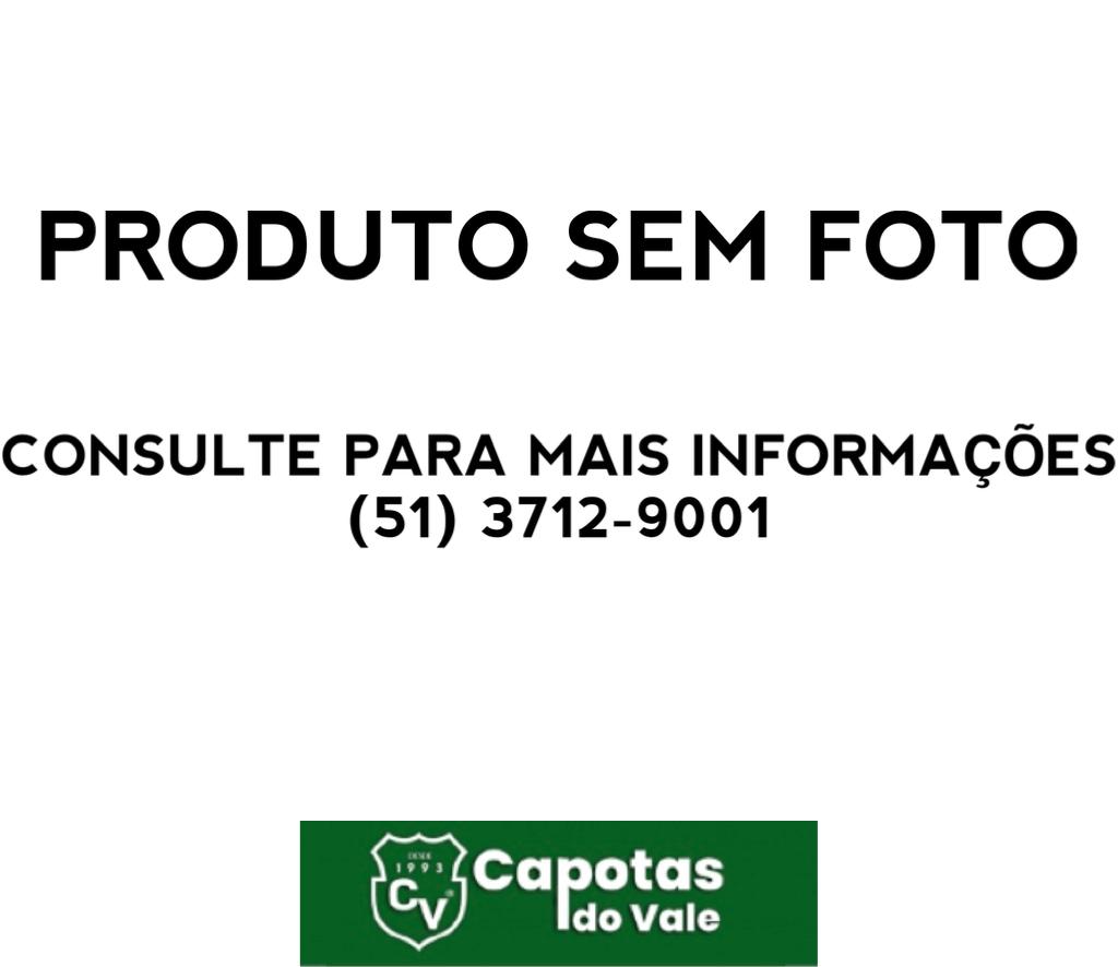CAPOTA DE FIBRA HILUX C/D 2005 A 2015 CÓD. U-C0011