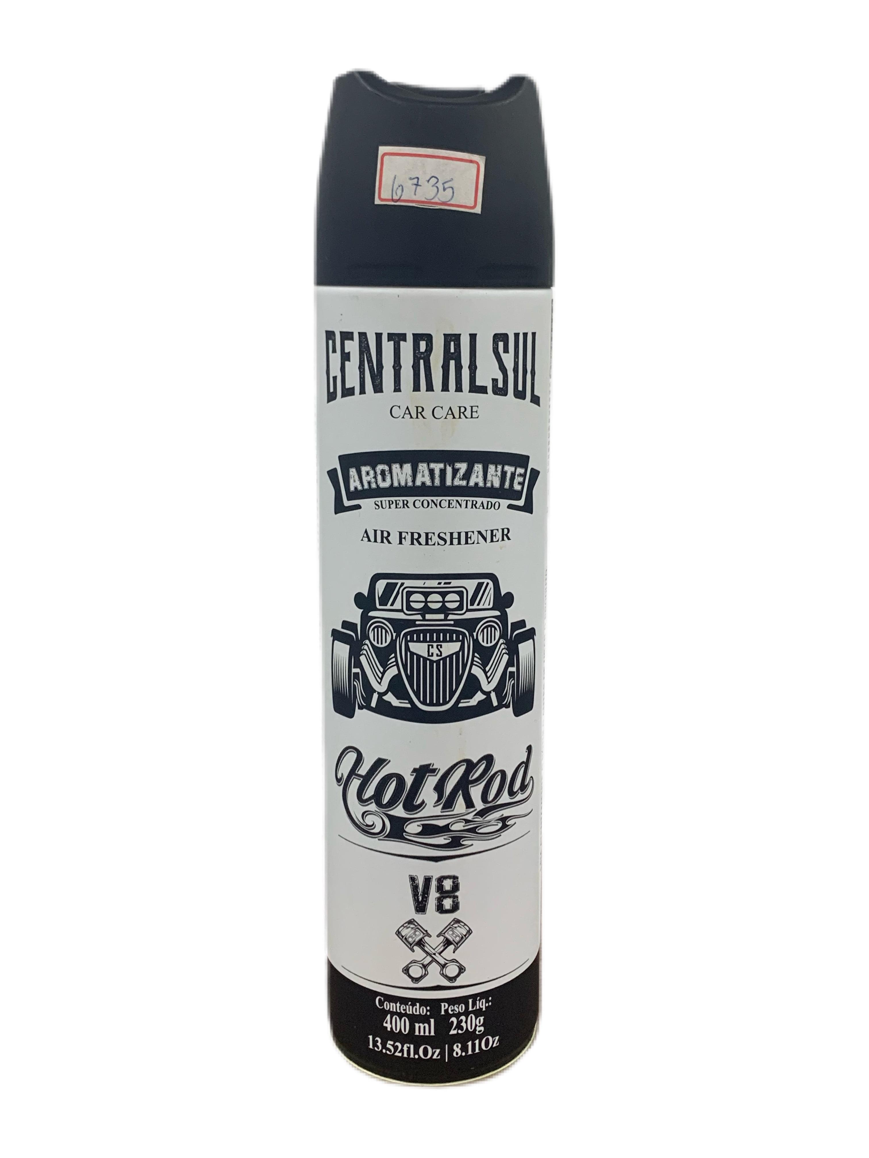 Aromatizante Spray para Veículos V8