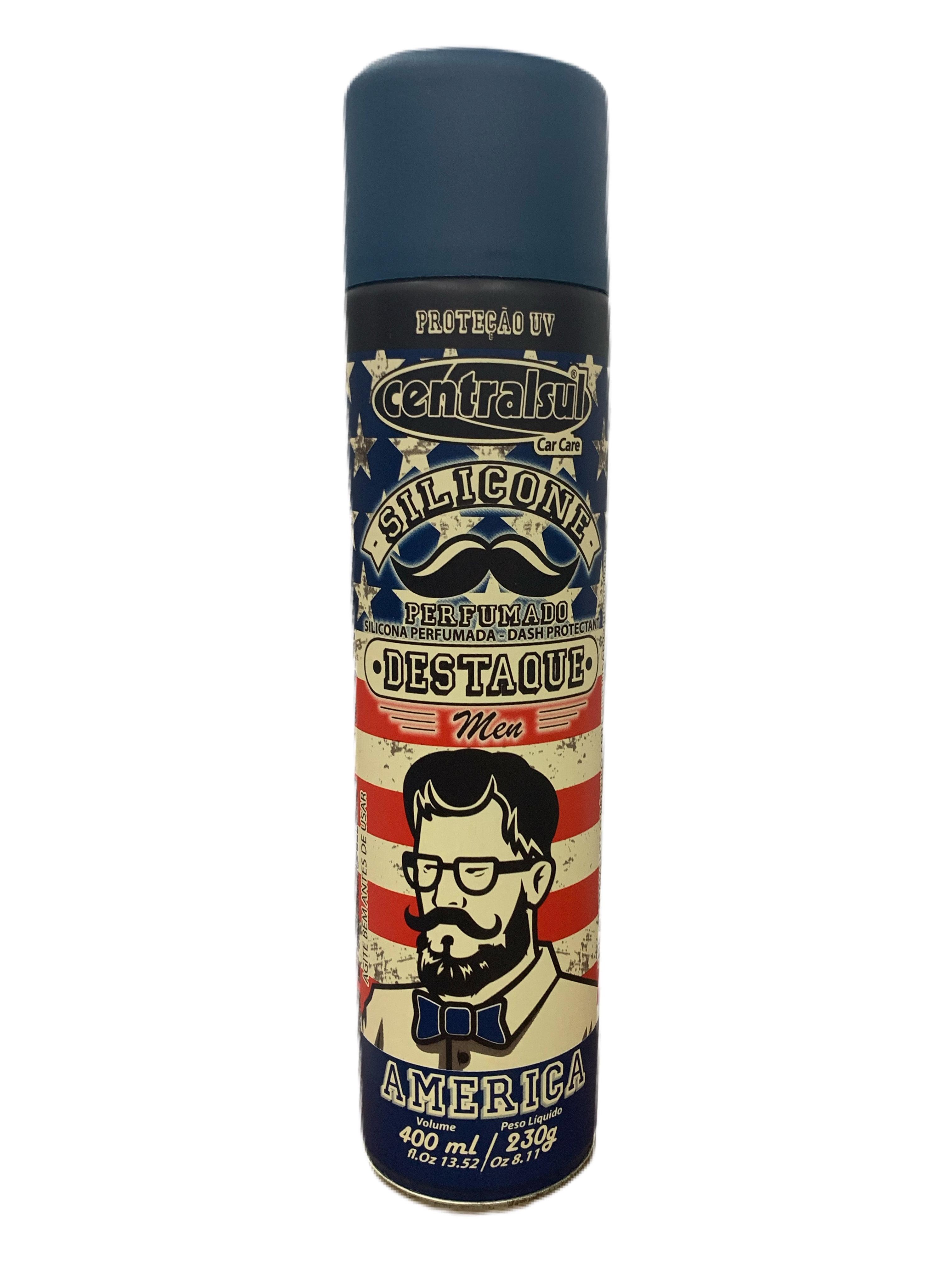 Silicone Perfumado America