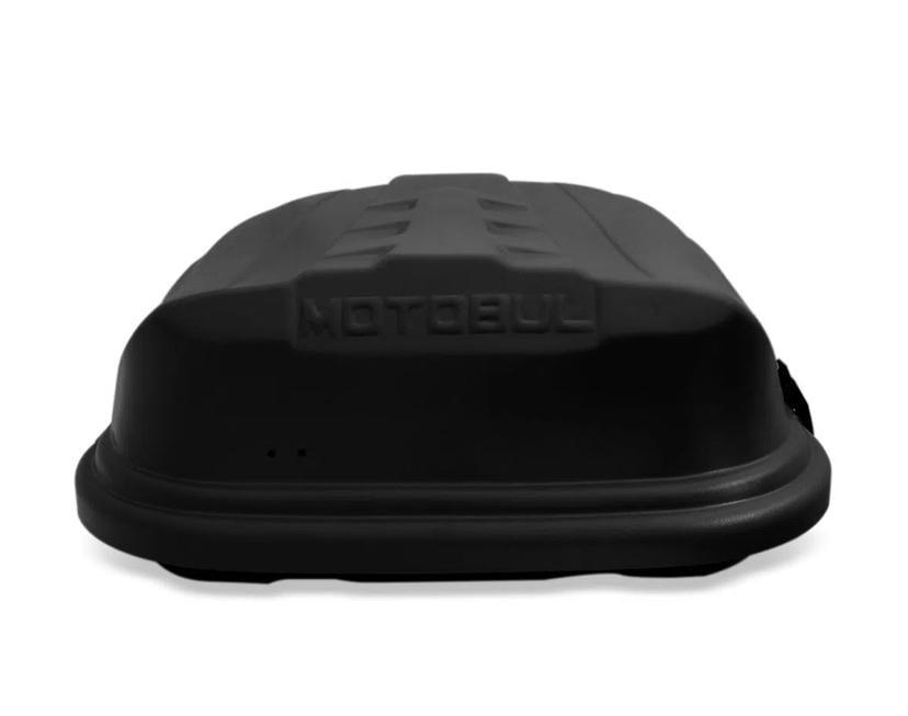 Bagageiro Maleiro de Teto Motobul 380 Litros com Chave e 3 Travas de Segurança