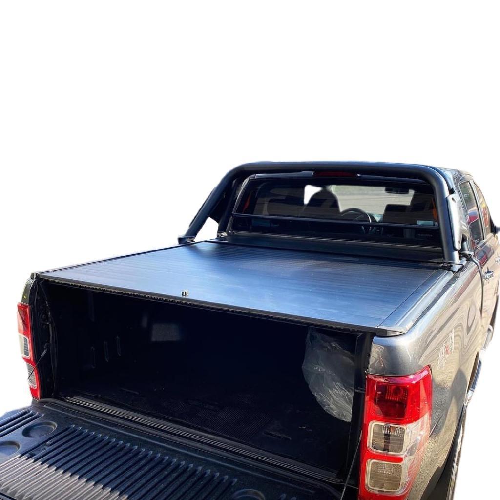 Capota Rígida Retrátil para Ford Ranger ano 2013 a 2021 Cabine Dupla (Capota Automática)