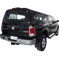 Capota de Fibra Convencional Fechada Dodge Ram 2018 C/D