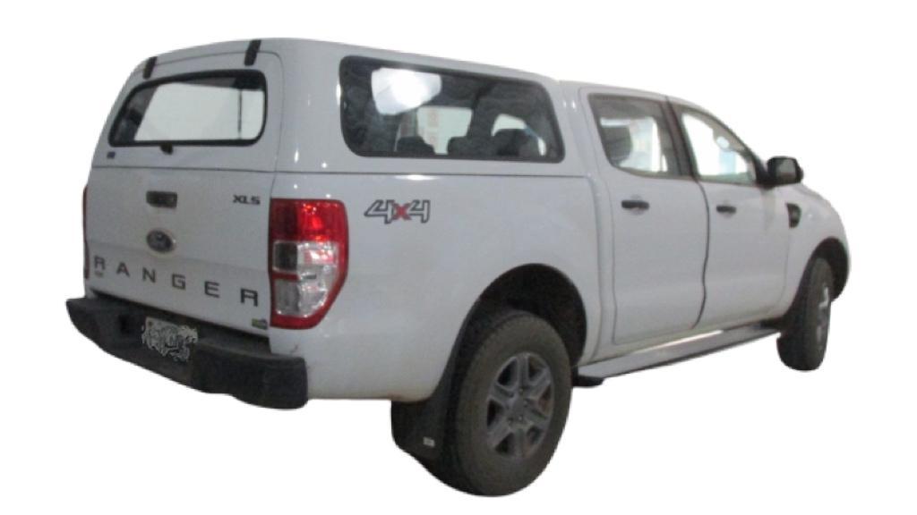 Capota de Fibra Nova Convencional para Ford Ranger Cabine Dupla