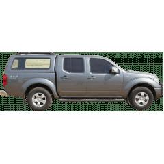 Capota Nissan Frontier / Nissan Sel cabine dupla Fechada