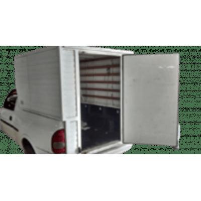 4386 – Capota Baú de Alumínio Corsa Pick-Up