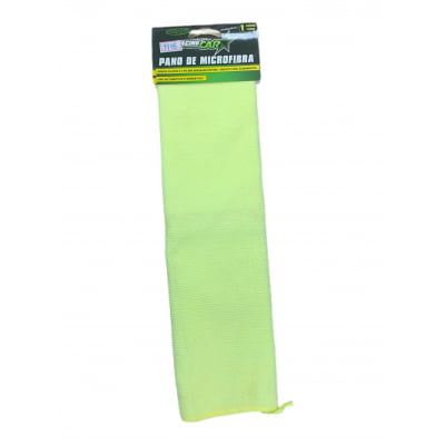 Pano de Microfibra Verde